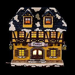 Winter Children Inn - 15 cm / 6 inch