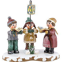 Winter Children Winter Group - 10 cm / 4 inch
