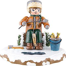 Winterkinder Eisangeln - 7 cm