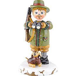 Winterkinder Förster - 7 cm