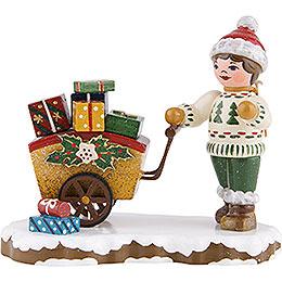 Winterkinder Geschenkekind - 8 cm