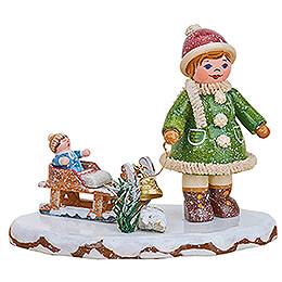 Winterkinder Oh, es schneit, es schneit - 6,5 cm