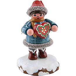 Winterkinder Tinchens Lebkuchenherz - 5 cm