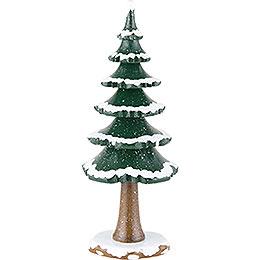 Winterkinder Winterbaum groß - 19 cm