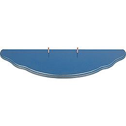 Wolkenstecksystem - Unterbauetage 4 - blau/gold - 54,5x26 cm