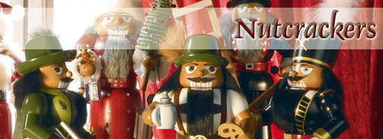 authentic german christmas nutcrackers