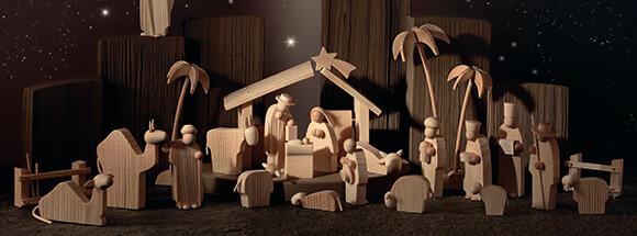 Nativities & Nativity Figurines